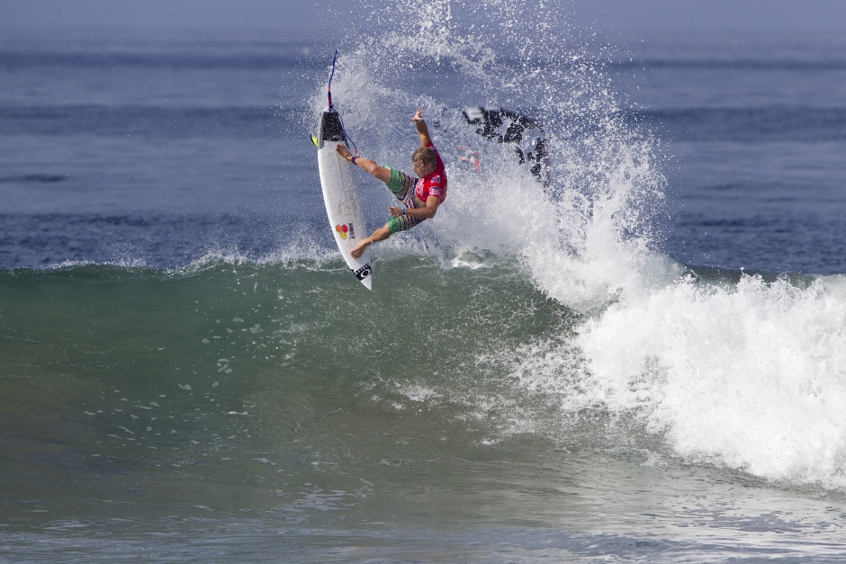 US Open of Surfing Opens Account