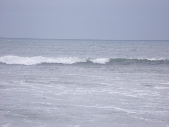 Surf report photo of Lahinch - Beach