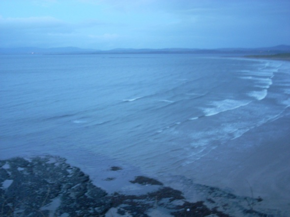 Surf report photo of Rossnowlagh