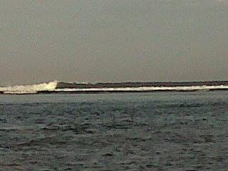 Surf report photo of G-Land