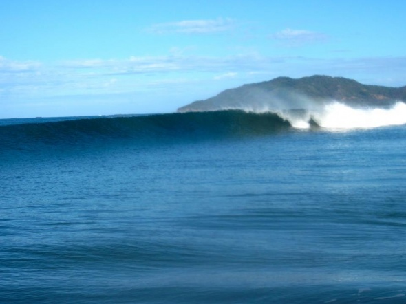 Surf report photo of Tamarindo