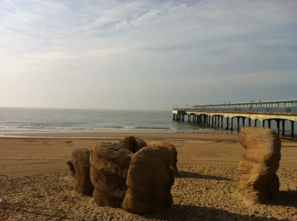 Surf report photo of Boscombe
