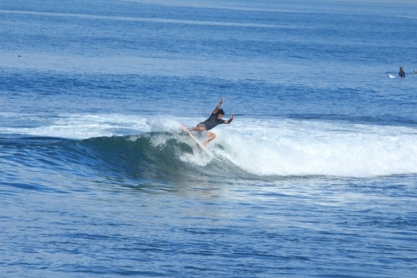 Surf report photo of Canggu