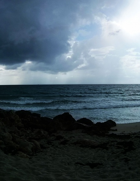 Surf report photo of Deerfield Beach