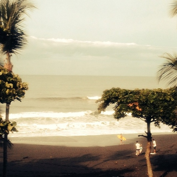 Surf report photo of Playa Hermosa