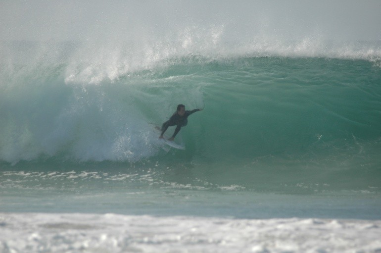 Peniche Hostel's photo of Supertubos