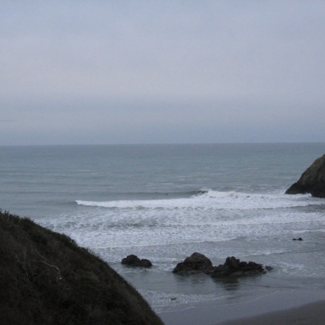 Photo of Moonstone beach
