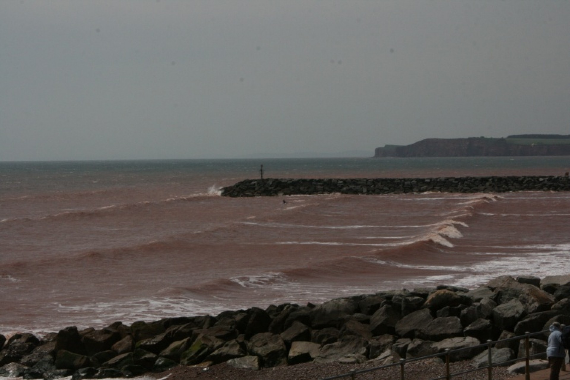 Becks Dickinson's photo of Sidmouth (Lyme Bay)