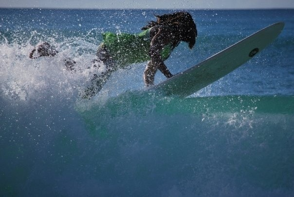 Ride The Tide Surf School Barbados's photo of Sandy Lane