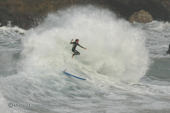 kfish's photo of Newquay - Fistral North