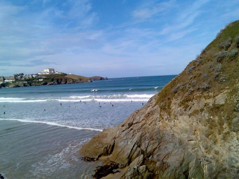Toby 's photo of Newquay - Fistral North