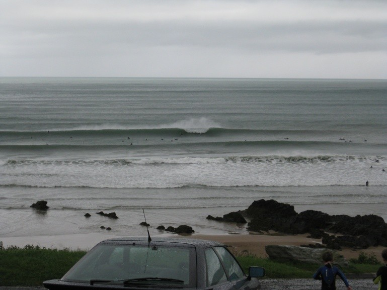 Ashley Height's photo of Croyde Beach