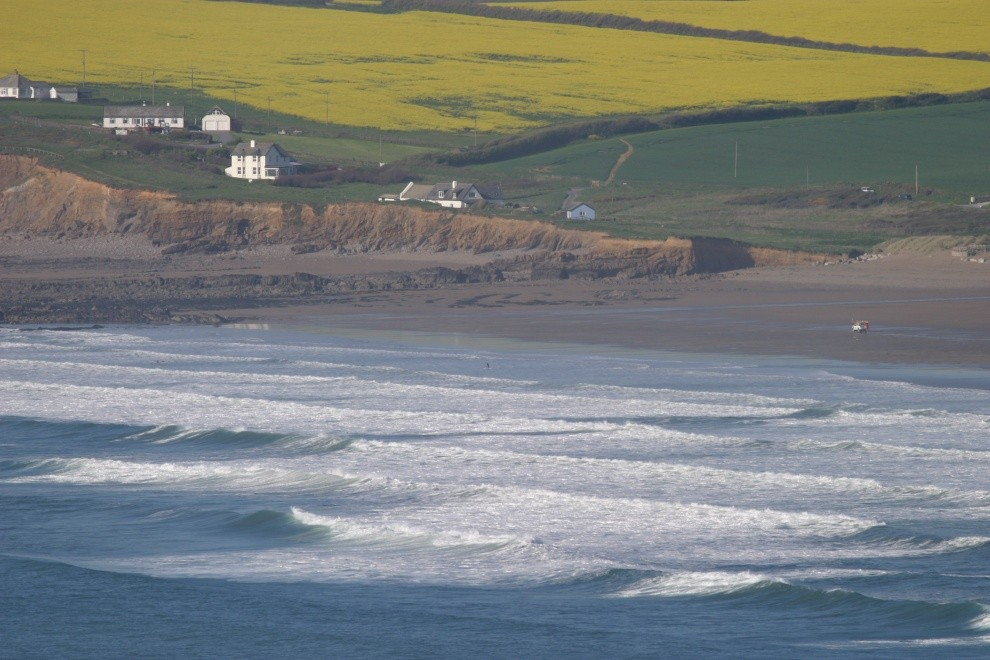 Pete Ash's photo of Widemouth Bay
