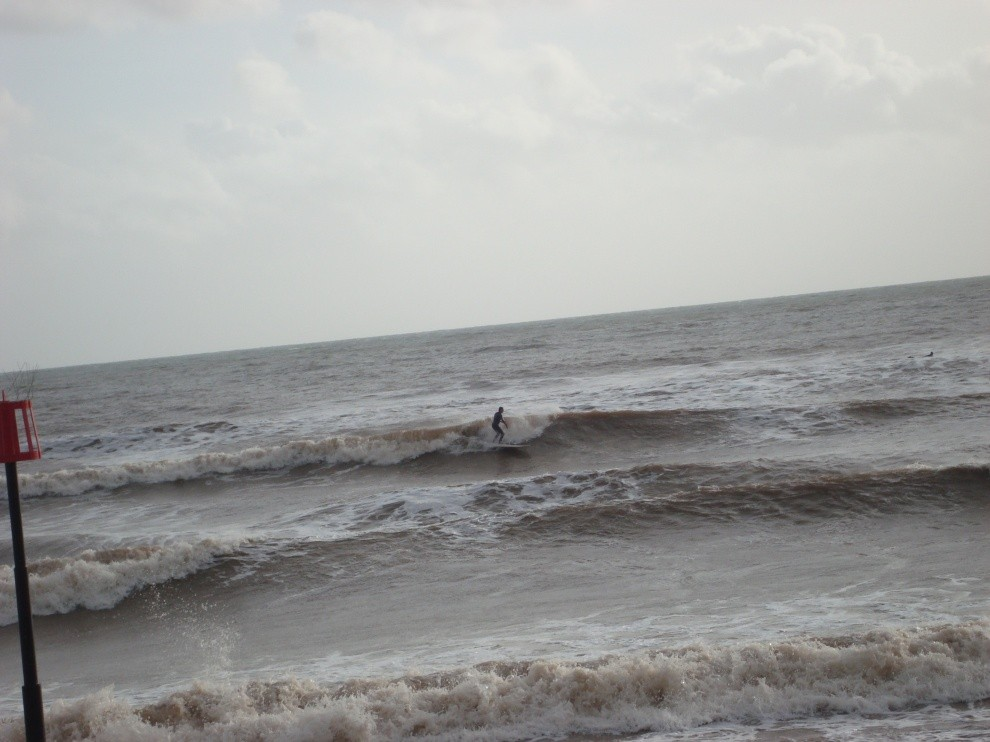 Surfer J's photo of Sidmouth (Lyme Bay)