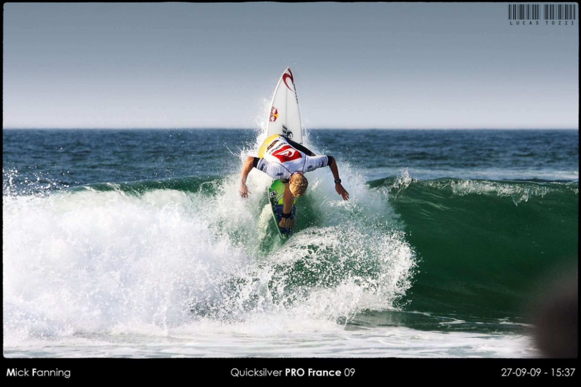 lucastozzi's photo of Hossegor (La Graviere)
