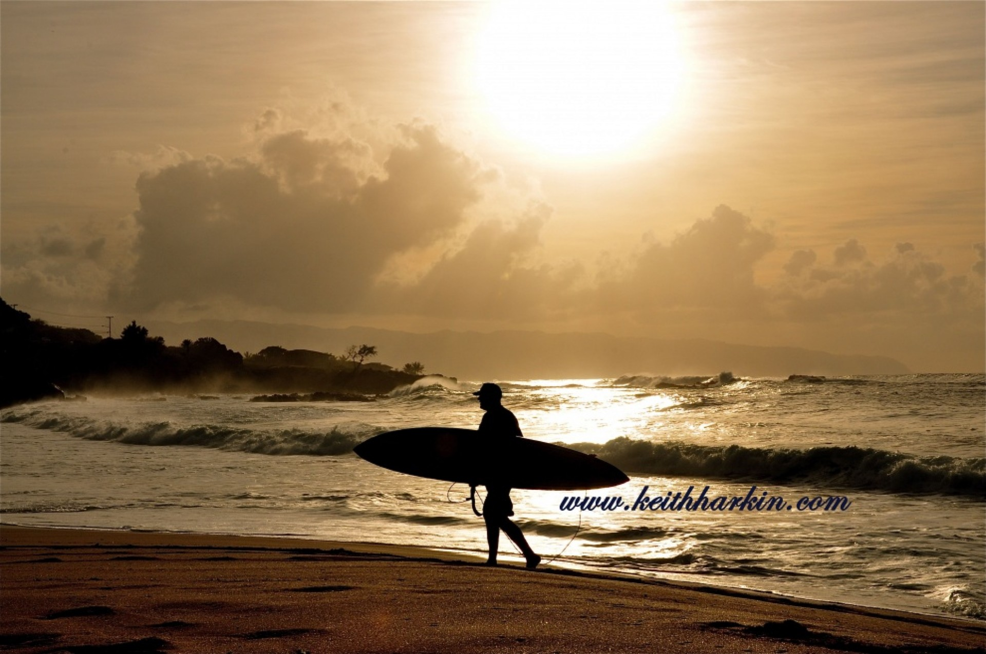 Keith Harkin 's photo of Waimea Bay