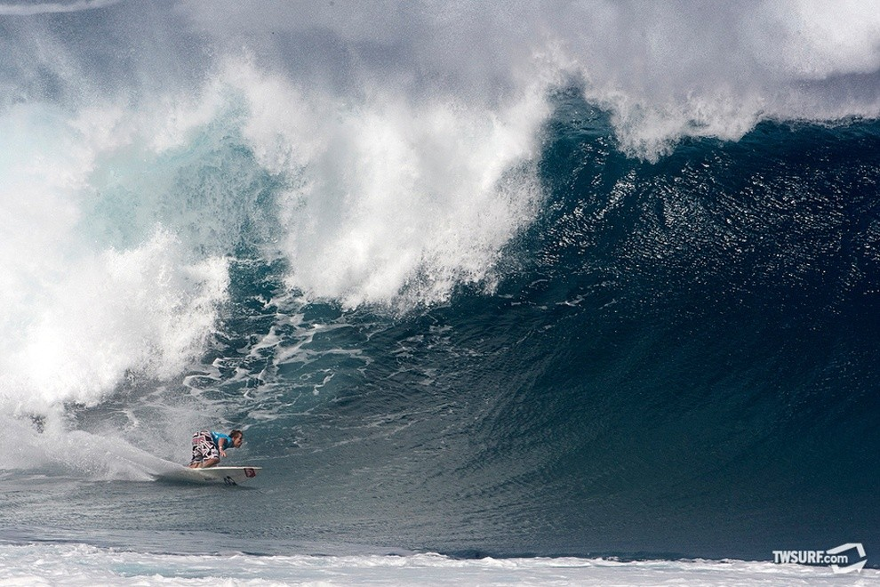 Transworld Surf's photo of Pipeline & Backdoor
