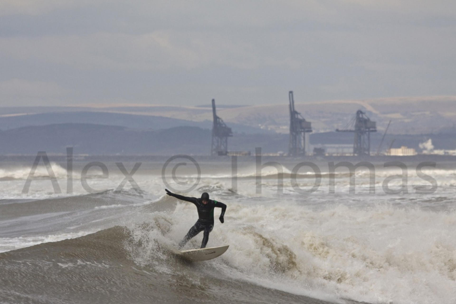Alex Thomas's photo of Porthcawl - Coney Beach