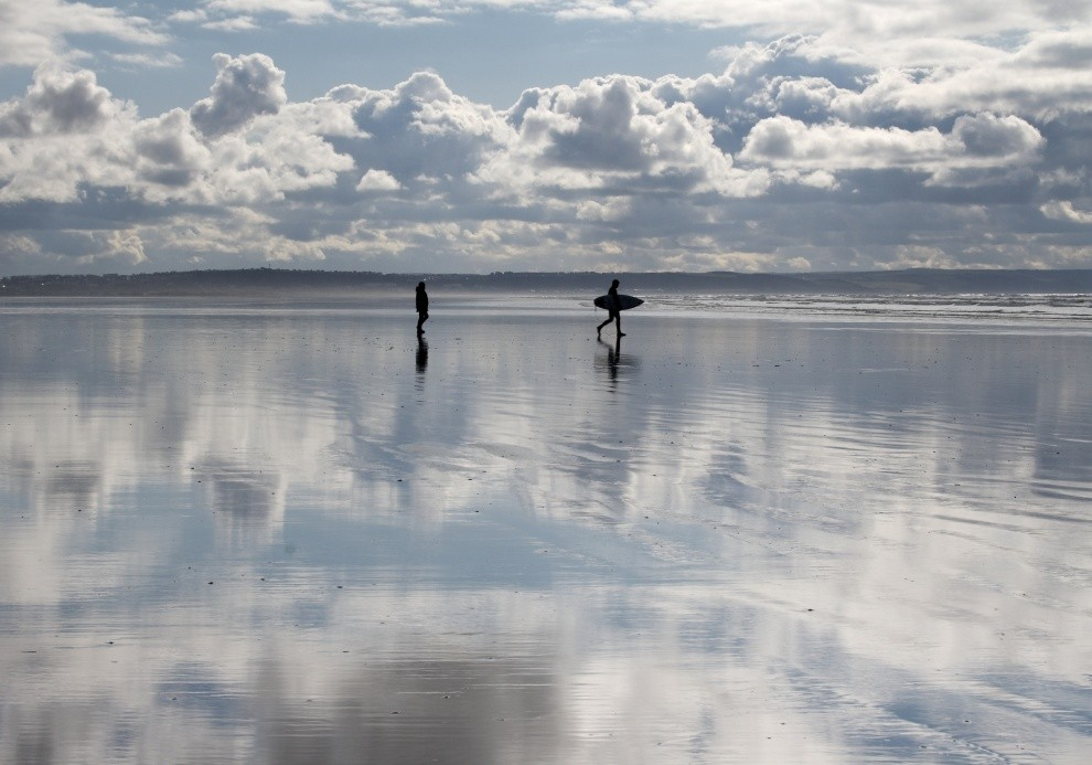 Mark Wise's photo of Croyde Beach