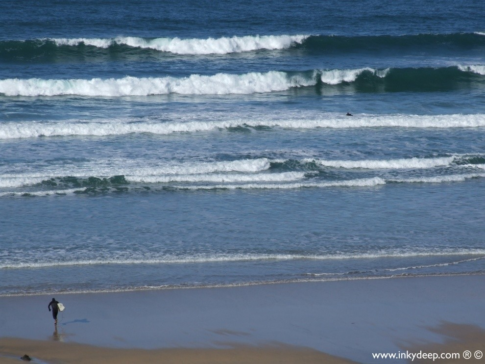 inkydeep's photo of Newquay - Fistral North