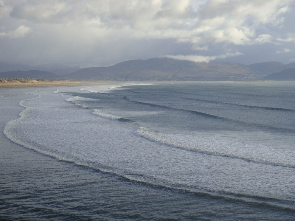 Oriel surfer's photo of Inch Reefs