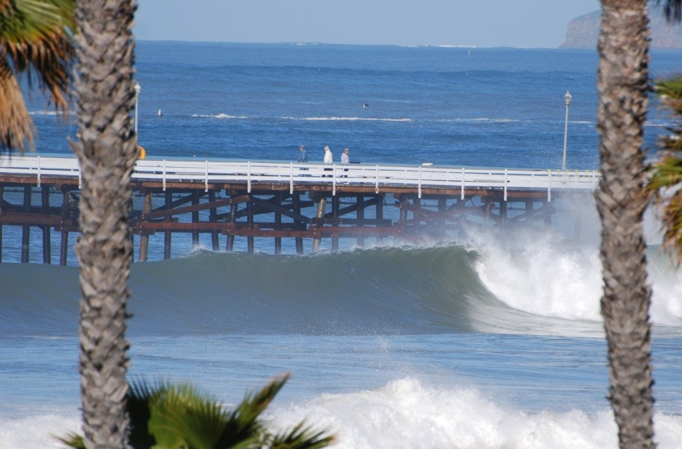 Surf Dawg's photo of San Clemente Pier