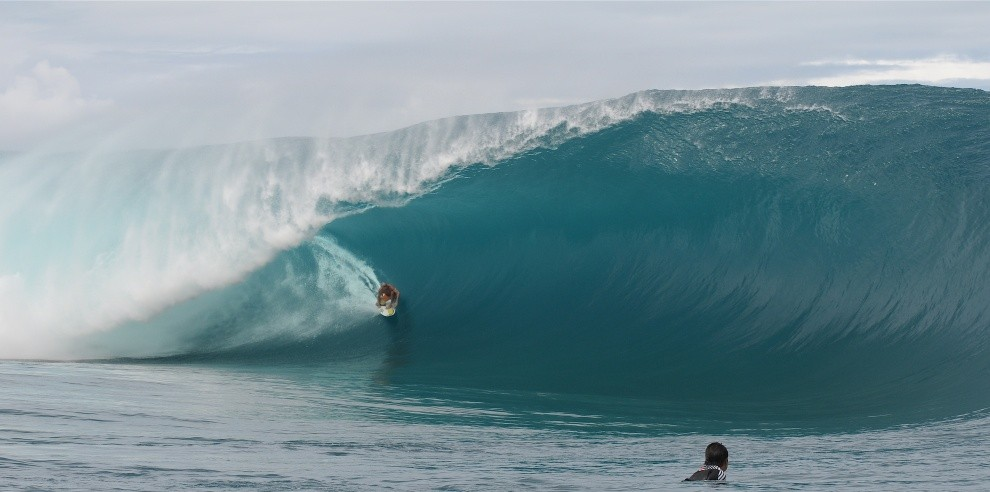 project-photography's photo of Teahupoo