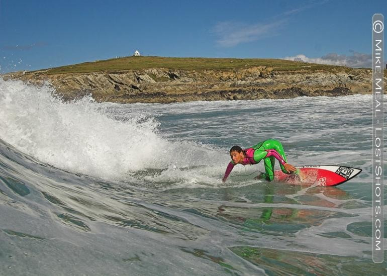 Mealy's photo of Newquay - Fistral North