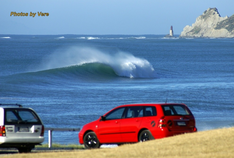 Vere's photo of Gizzy Pipe (Gisborne)