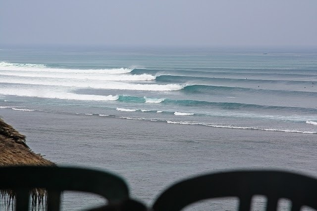 Surf Berbere Surf Camp & School's photo of Padang Padang