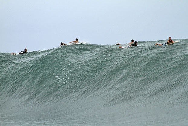 slim shady's photo of Teahupoo