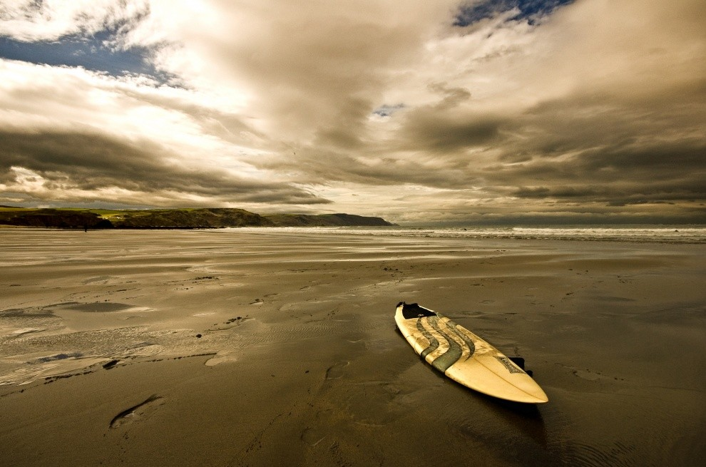Chris Thain's photo of Widemouth Bay