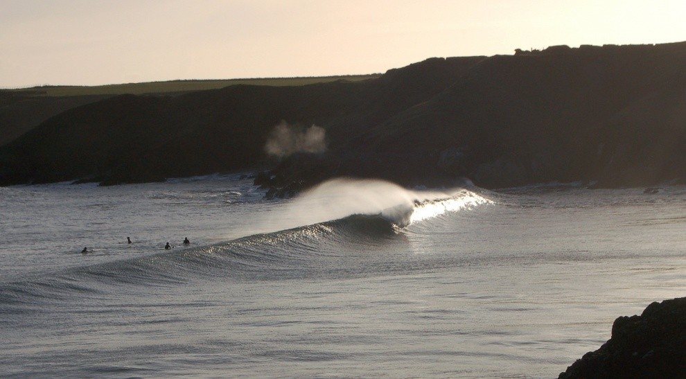 The Kookoo's photo of Hells Mouth (Porth Neigwl)