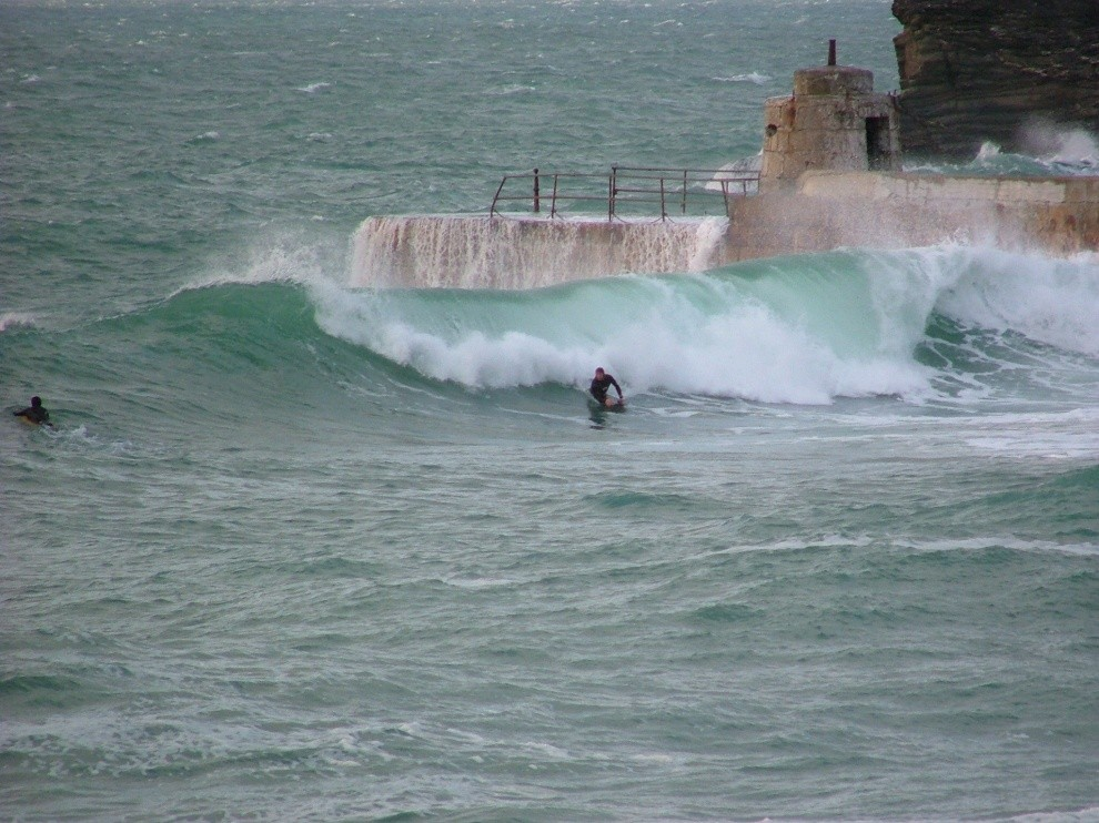 nagger's photo of Portreath - Beach