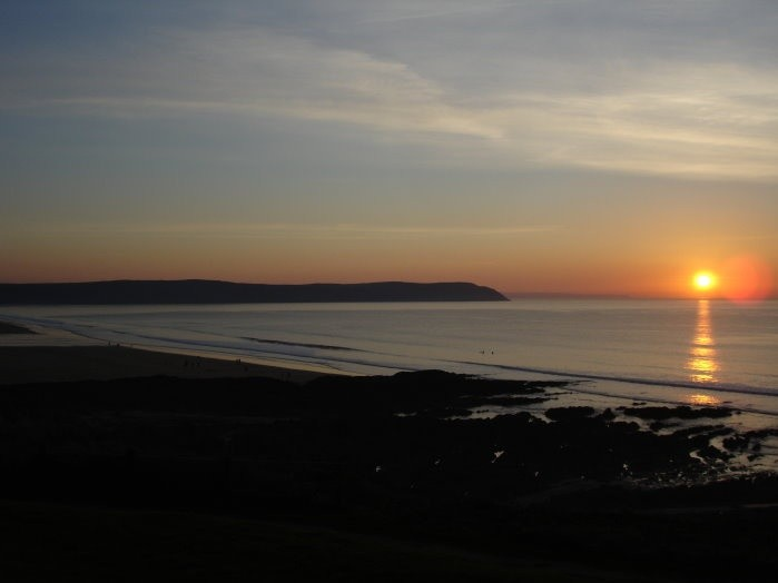 El Capitano's photo of Croyde Beach