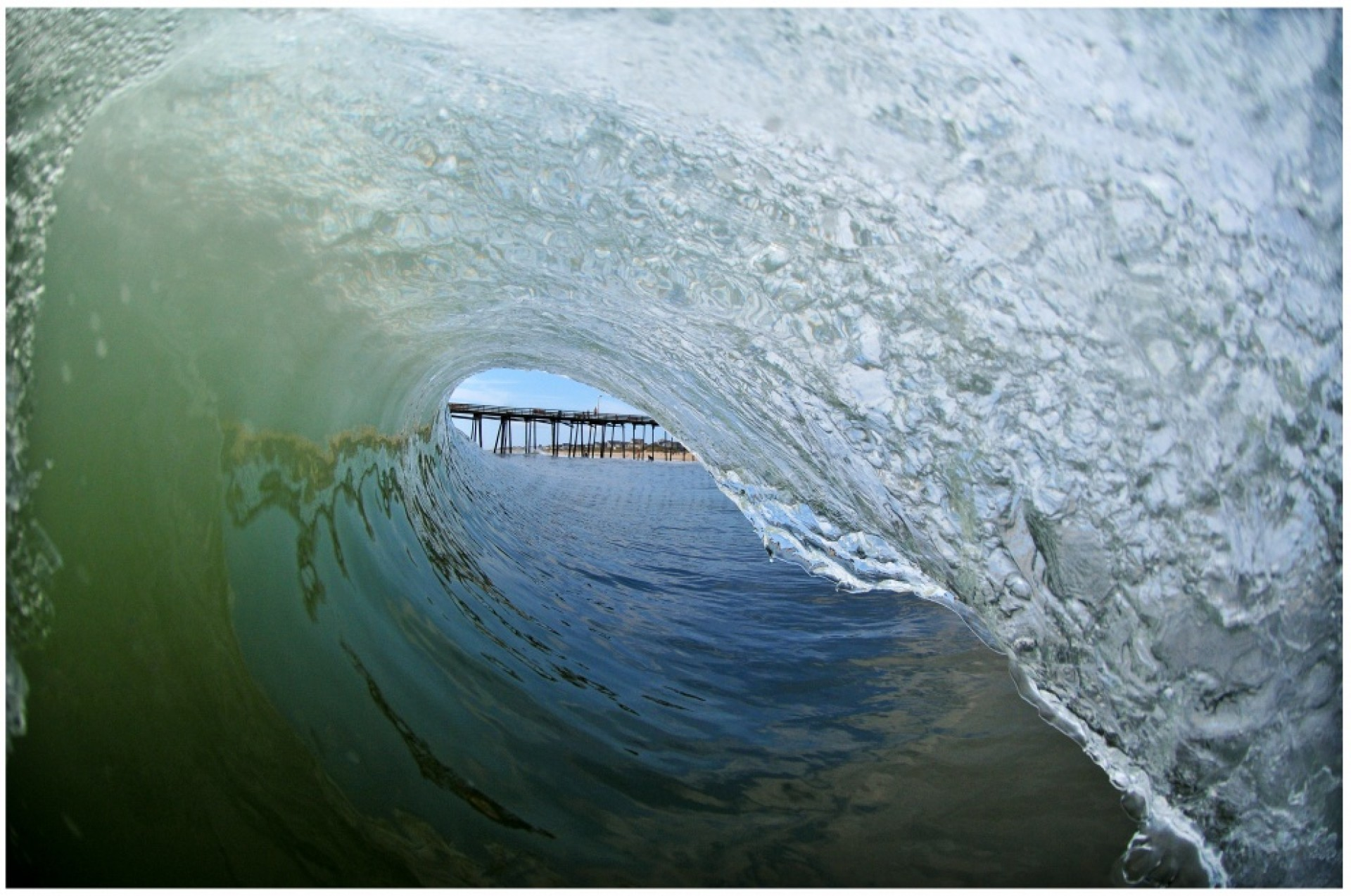 DiMarco's photo of Crystal Pier