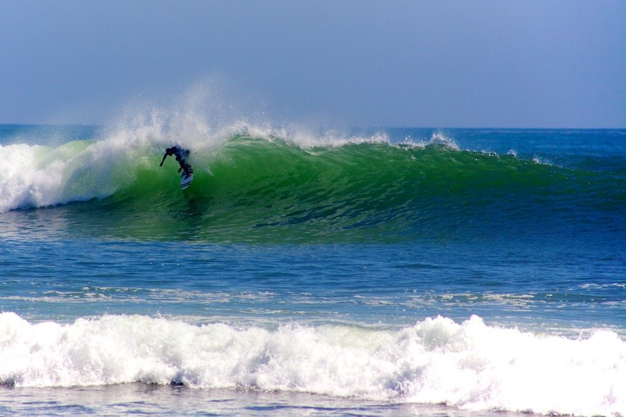 Dustin Turin's photo of Trestles