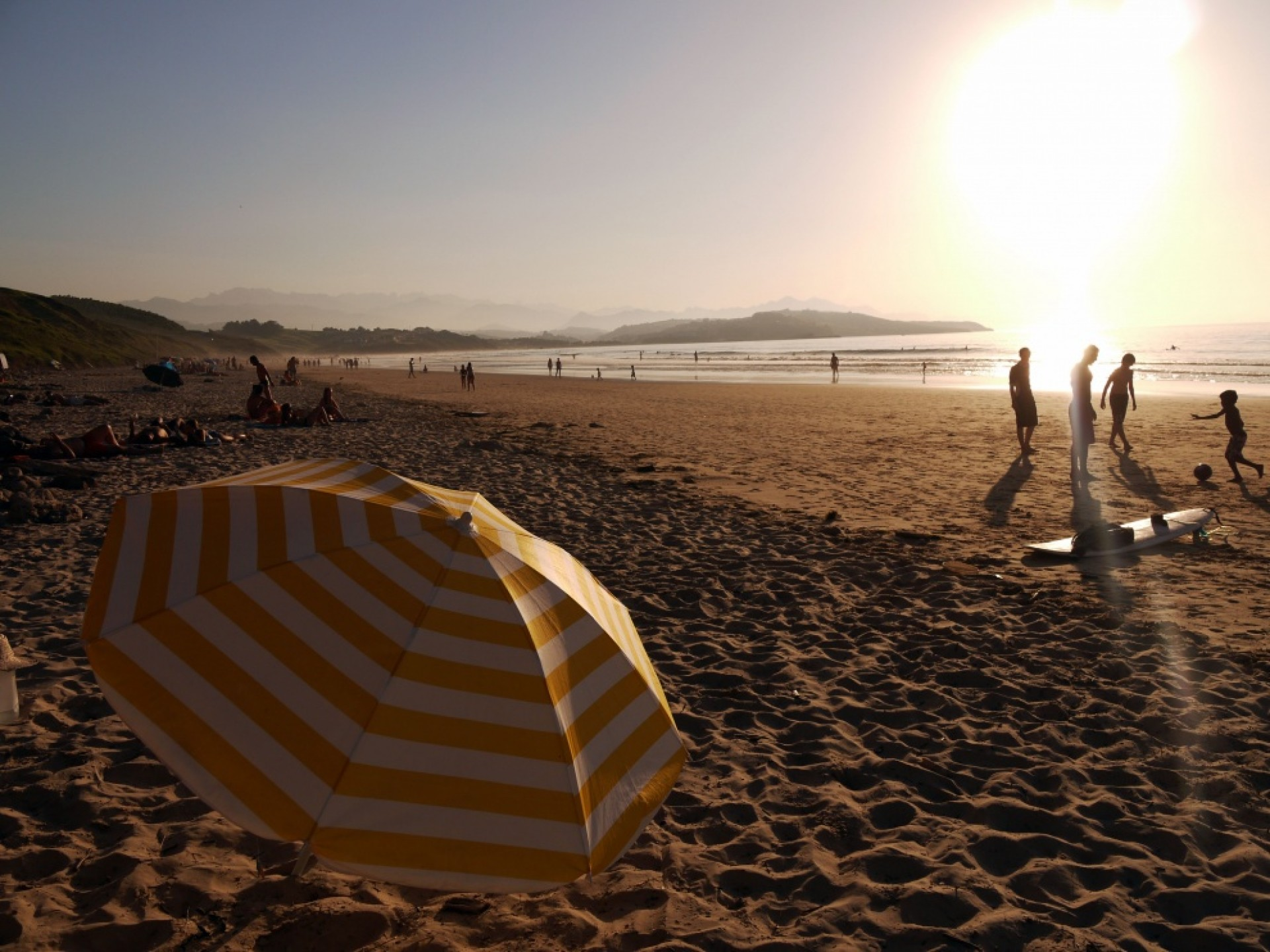 David Bignell's photo of Playa de Meron