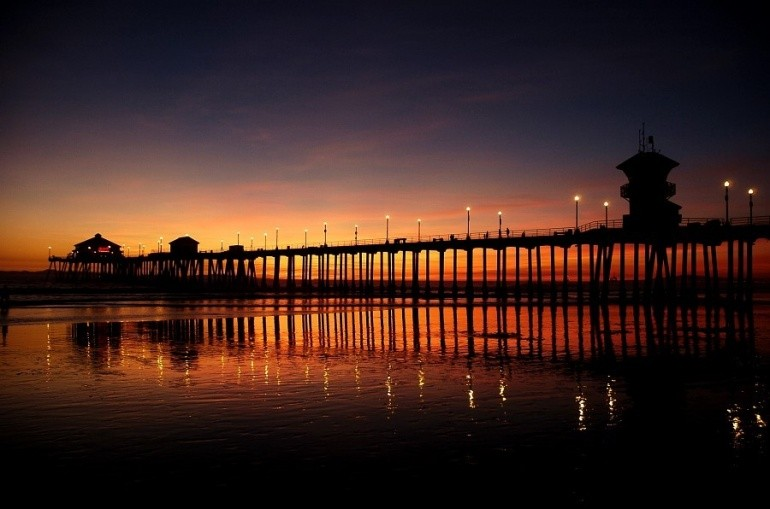 John Lyman Photos's photo of Huntington Pier