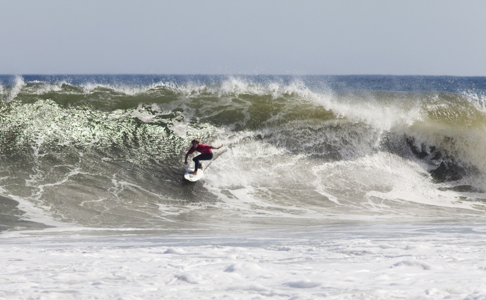 Andrew Deming's photo of New Jersey Hurricane