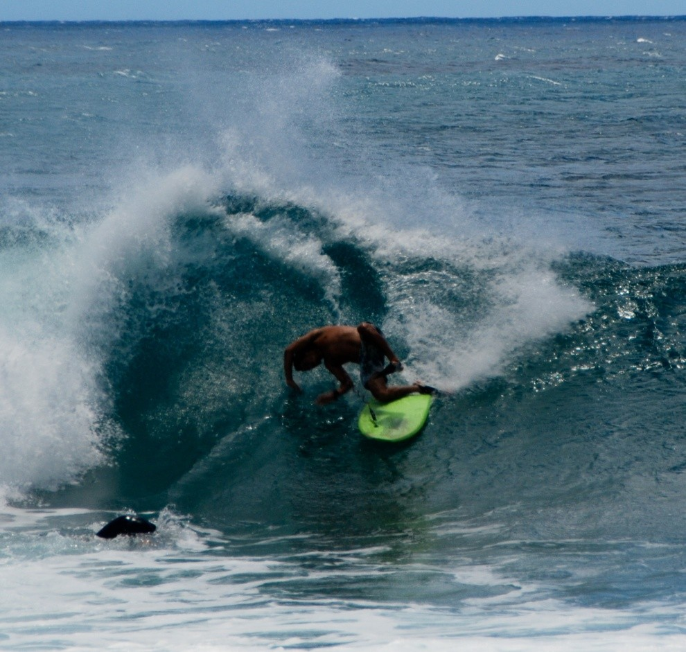 Junevre's photo of Pipeline & Backdoor