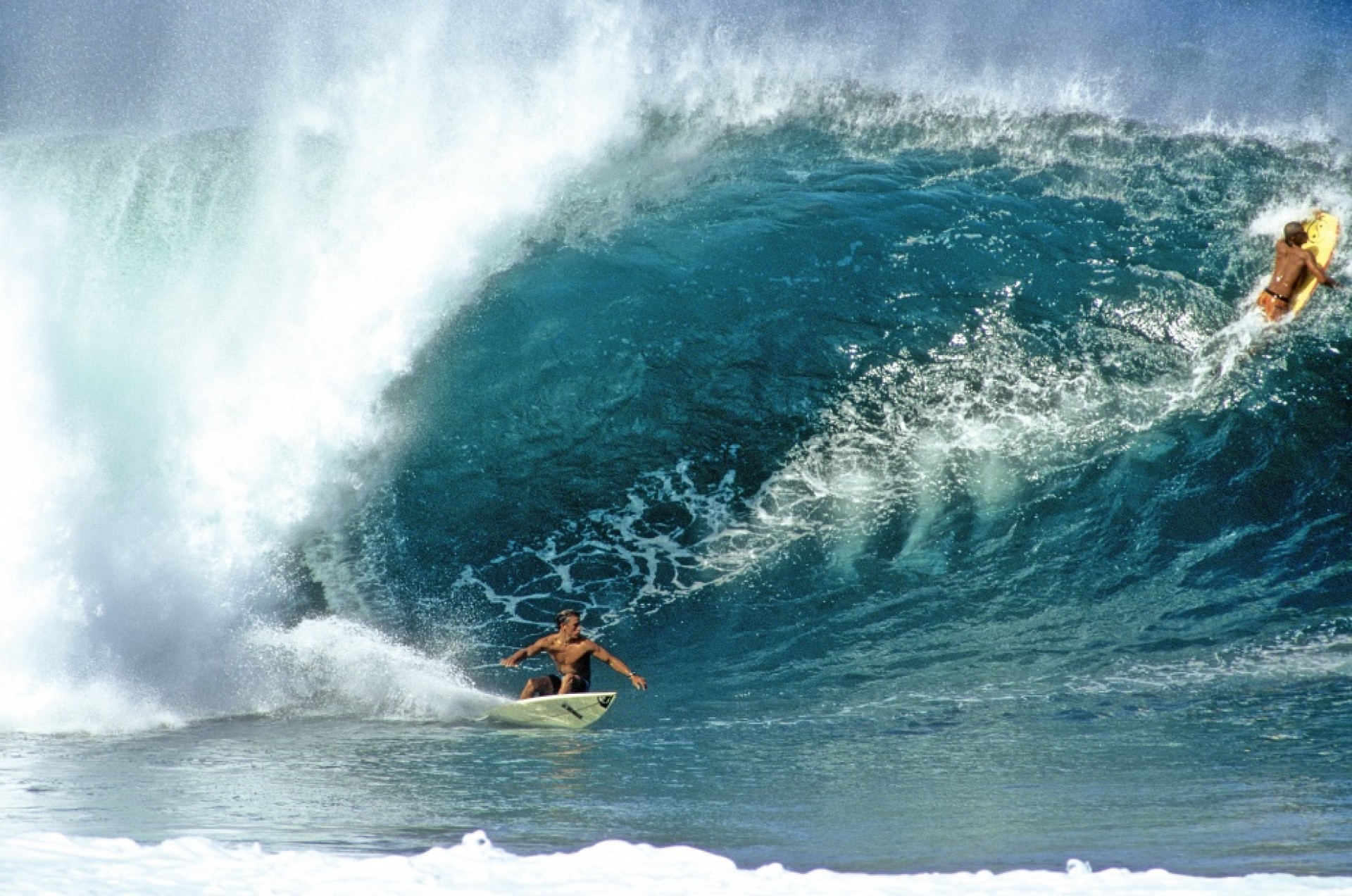 Kelly Slater's photo of Pipeline & Backdoor