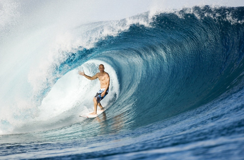 Kelly Slater's photo of Tavarua - Cloudbreak
