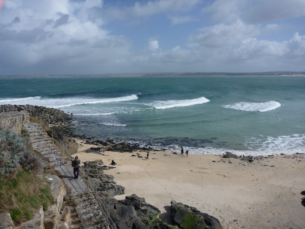 Sunnyside Cornish Chalet's photo of Porthmeor