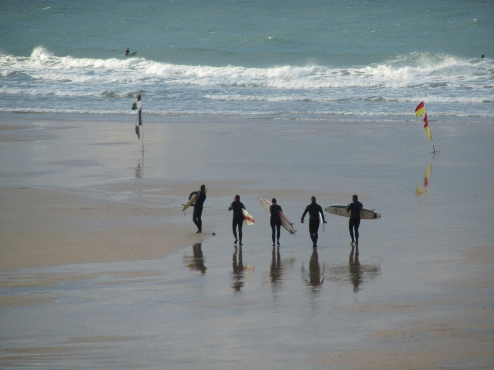 Gregory Borne's photo of Newquay - Fistral South