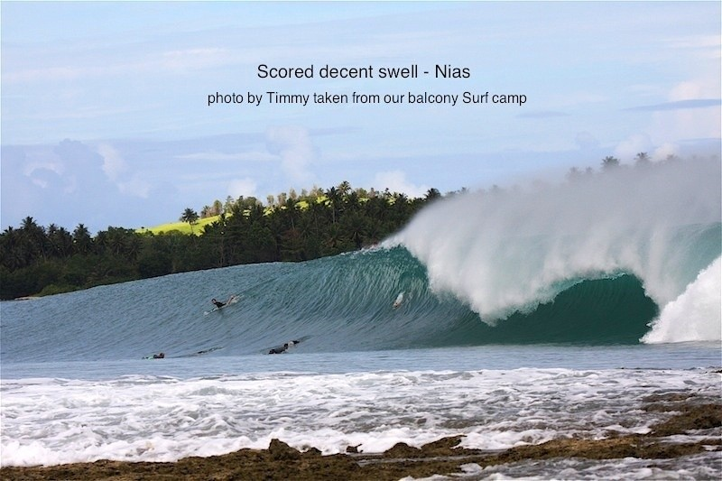 www.niaskeyholesurfcamp.com's photo of Lagundri Bay - The Point