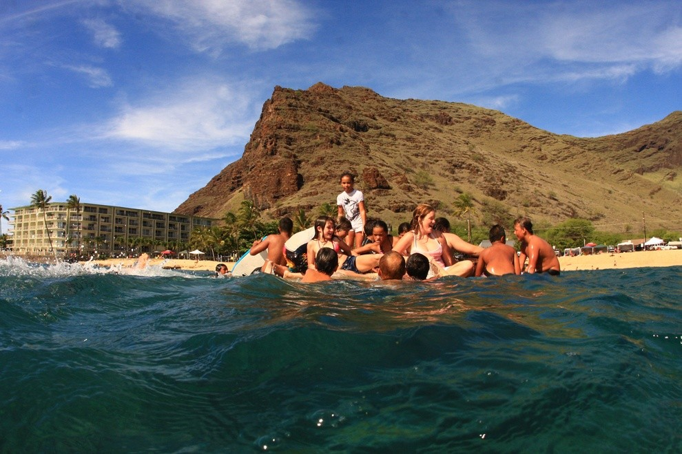 sixweeks's photo of Makaha Point