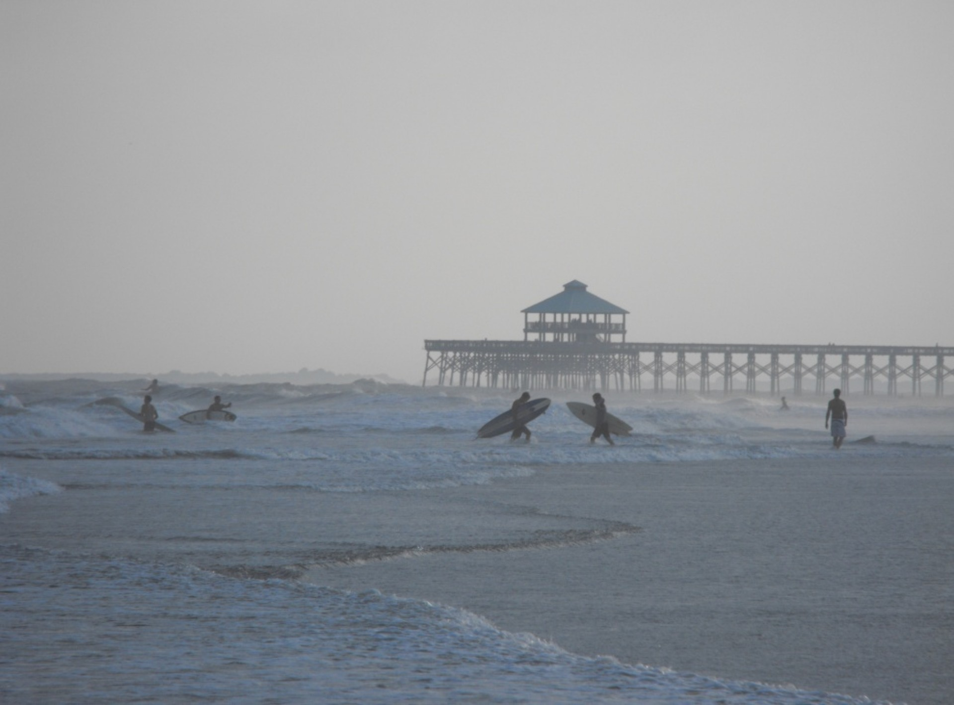 Follyhood's photo of Folly Beach Pier