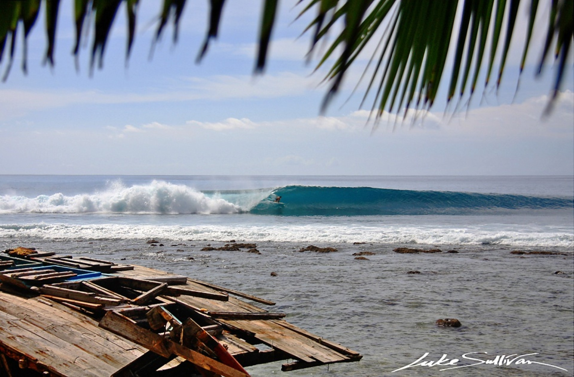 luke sullivan's photo of Secret (Nias)