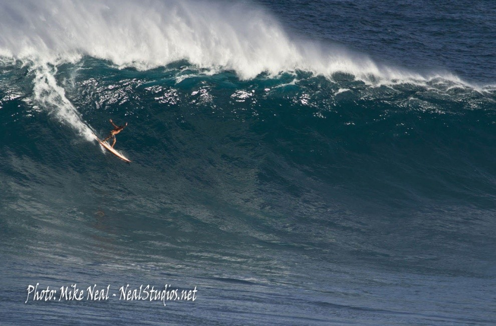 NealStudios - Mike Neal's photo of Peahi - Jaws